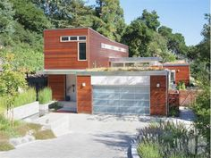Modern living on Lake Austin. Cantilevered modern home with views and .7 acres.   Price: $519,000