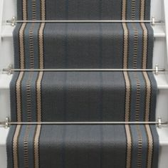 Products | Runners for stairs and halls | Blue/Green | Hampton: Airforce - Roger Oates Design