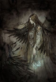 Want to discover art related to sadness? Check out inspiring examples of sadness artwork on DeviantArt, and get inspired by our community of talented artists. Dark Fairytale, Sad Art, Witch Art, Collage, Fantasy Inspiration, Fairy Art, Gothic Art, Cool Artwork, Traditional Art