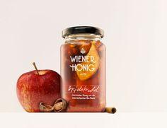 WienerHonig - The Dieline - Vienna-based company that produces organic honey.