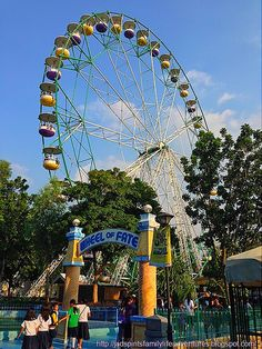 Our daughter Daniz chose to celebrate her birthday at Enchanted Kingdom in Santa Rosa, Laguna. It was a fun-filled day for all of us.