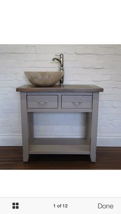 Pedestal Vanity Unit : pedestal sink unit washstand vanity wood vanity vanity unit vanities ...