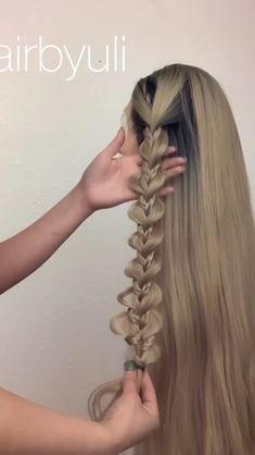 braid hairstyles tutorials - braid hairstyles tutorials We started our fashion boutique to inspire bold and creative ladies and girls across the globe to DARE TO BE DIFFERENT! Promo Code for off: Easy Hairstyles For Long Hair, Braided Hairstyles Tutorials, Braids For Long Hair, Braid Hairstyles, Cool Hairstyles, Hairstyles Videos, Pirate Hairstyles, Gypsy Hairstyles, Grunge Hairstyles