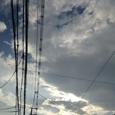 今日の平和!雷雨明け(^_^) Peace For Today! Thunderstorm Fitr(^_^)  Osaka Japan  #today #peace #sky #osaka #japan #今日 #平和 #空 #大阪 #日本
