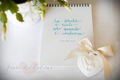 Fiori di Cotone: Calligrafia e gessetti...