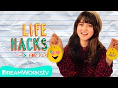 We Love This American Apparel Kids Sweater Meet Life Hack Expert Sunny Click Here And Shell Show You How To Make Homemade Snow Other Festi