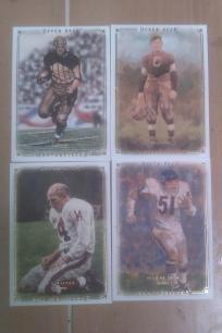 Red Grange NFL 2008 Upper Deck Masterpieces Chicago Bears Card. *Free Shipping* http://yardsellr.com/yardsale/Erik-Marx-416944