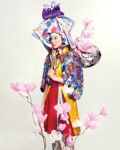 Vogue Girl Korea 2011 spring editorial: Tiding of Spring