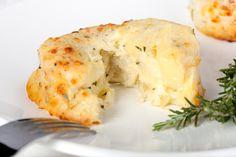 Suflê de batata para crianças - Vivo Mais Saudável