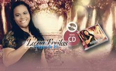 Cantora Luzia Freitas - Toque de Fé - Portfolio - www.eplaton.com.br