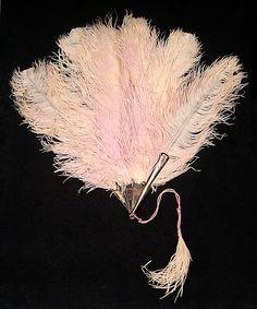 Ostrich Fan
