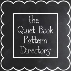The Quiet Book Blog