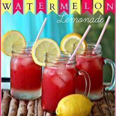 Watermelon Lemonade Allrecipes.com