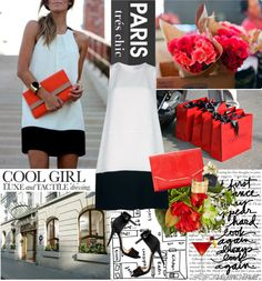 """""""cool girls"""" by ffpava ❤ liked on Polyvore"""
