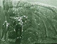 World Mysteries - The Yonaguni Monument: unexplained underwater structure
