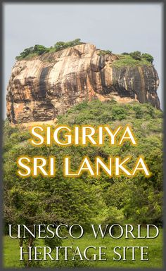 Unesco World Heritage Site: How one man's fear led to the construction of this incredible rock fortress of Sigiriya in Sri Lanka.