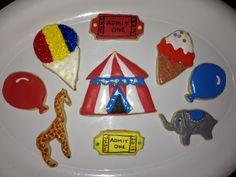Carnival  Cookies - August 29,2013 - Jeannette B.