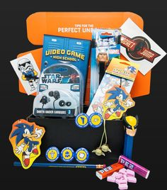 Loot Crate - Monthly Geek and Gamer Subscription Box