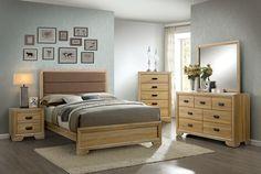 Renee 5 PC Bedroom Set by Furniture of America