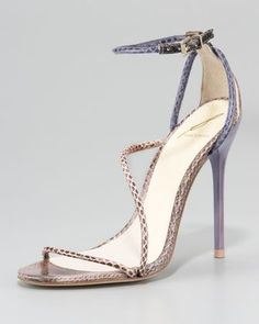 3a8044912b6 B Brian Atwood - a wonderful evening sandal to wear with a variety of  colors.