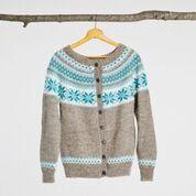 "4 ""Nancy"" kofte pattern by Sandnes Design Fair Isle Knitting Patterns, Knitting Kits, Knitting Stitches, Knitting Designs, Cardigan Pattern, Knit Cardigan, Gents Sweater, Norwegian Knitting, Fabric Embellishment"