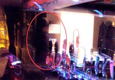 Ghost hunters with Xstream Paranormal were investigating paranormal activity at the The Globe pub in Wisbech Market Place, U.K., when they p...