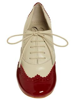 Modcloth Candy Dipped Flat   $64.99