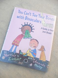 ALL ABOUT ME… my bones. Lesson plan involves reading book, outlining body, drawing in and labeling bones. Sounds like a really fun summer day activity!