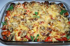 Ottolenghi's aubergine 'cheesecake' a. Mexican Food Restaurants, Mexican Food Recipes, Vegetarian Recipes, Cooking Recipes, Healthy Recipes, Ethnic Recipes, Chorizo, Otto Lenghi, Side Dishes
