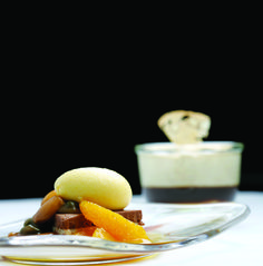 Delight in flavours imagined by the awarded Michelin Star chef. Spas, Agaves, Panna Cotta, Foods, Design Food, Star Chef, Breakfast, Ethnic Recipes, Michelin Star