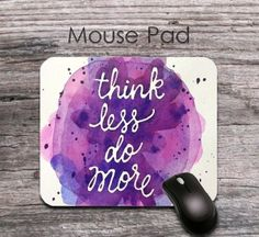 personalized prints 2016 new year quotes mouse pad - personalized 2016 new year wishes mouse mat - office decor