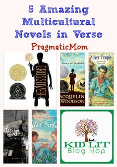5 Amazing Multicultural Novels in Verse and the Kid Lit Blog Hop :: PragmaticMom