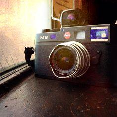 my beloved Leica M8