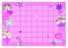 Princess Reward Chart Printable I Though Of Morgan  Lindsay