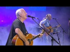 """Pink Floyd (Reunion) - Wish You Were Here 2005 """"Live 8"""" Video Sound HQ - YouTube"""