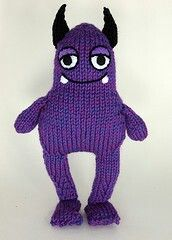 New knitting patterns free toys ravelry ideas Beginner Knitting Projects, Knitting For Kids, Free Knitting, Baby Knitting, Knitting Toys, Loom Knitting Patterns, Knitted Animals, Pattern Library, Crochet Toys