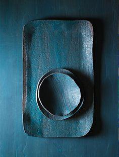 Elephant Ceramics Handmade porcelain and stoneware ceramics by Michele Michael… Ceramic Tableware, Ceramic Clay, Ceramic Bowls, Ceramic Pottery, Stoneware Clay, Slab Pottery, Thrown Pottery, Kitchenware, Assiette Design