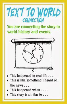 Text to World Connection http://2.bp.blogspot.com/-6-Jv69JG2v8/UnF5WzLZ1vI/AAAAAAAAATM/r8NR-my-Jk0/s1600/textworld.jpg