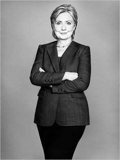 Political Style: The First Ladies: Hillary Rodham Clinton