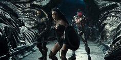 Superman aparece em arte conceitual de Liga da Justiça divulgada na CinemaCon