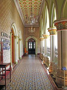 Wordless Wednesday. Bangalore Palace, Bangalore, India.