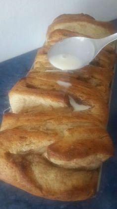 Škoricový trhací chlebík (fotorecept)