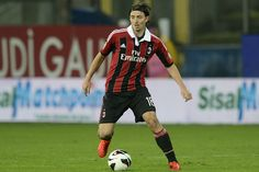 Montolivo on AC Milan