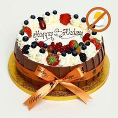 Fresh Fruit Cream Gateau CC010 Birthday Celebration Cakes Cake