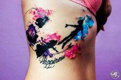 Take Me To Neverland With These Nostalgic Peter Pan Tattoos   Tattoodo.com