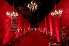 Red Themed Entrance Decor – Shaadiwish - Sites new
