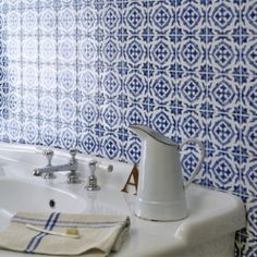 Hacienda - Glazed & Decorated - Shop by tile type - Wall & Floor Tiles | Fired Earth