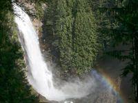Travel Washington with your Ridgeback -  Wallace Falls State Park = Washington