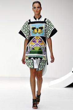 Spring 2013 Ready-to-Wear  Mary Katrantzou
