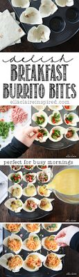 {Ella Claire}: Delicious Omelet and Potato Breakfast Bites with Farmland Pre Cooked Meats